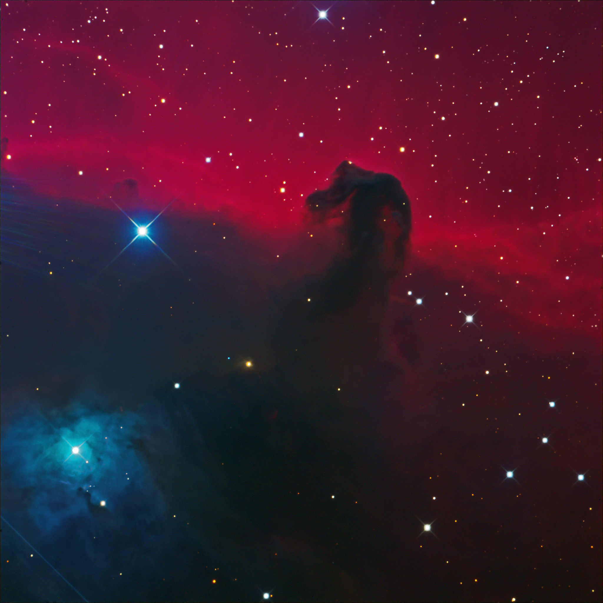 horsehead nebula pictures - HD2048×2048